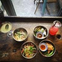 Vietnamese restaurant in Den Haag. Photo by Rocio Guenther.
