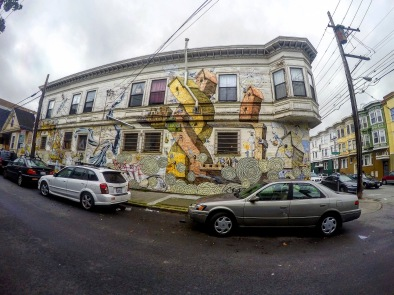 San Francisco Wall Art. Photo by Rocio Guenther