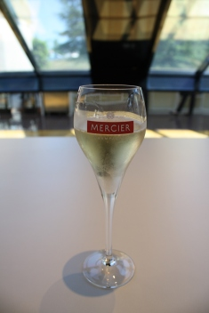 Champagne Mercier. Épernay, France. Photo by Rocio Guenther.