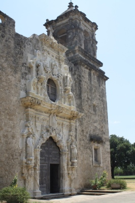 The San Antonio Missions. Photo by Rocio Guenther.